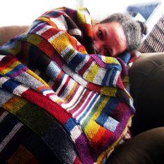 Egads, what a FANTASTIC blanket!