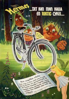 Hermes Poster 1947