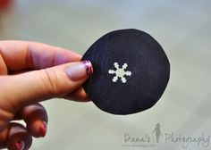 How to Make Shaped Bokeh. Holiday Photography Tutorial by I Heart Faces.