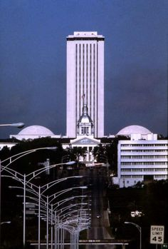 One giant penis building to rule them all. (Florida State Capital building Tallahassee)