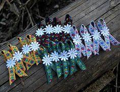 colour folk love 4th Of July Wreath, Christmas Wreaths, Folk, Holiday Decor, Handmade, Weddings, Colour, Tags, Color
