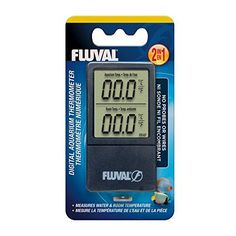 Fluval Wireless 2in1 Digital Thermometer * Check this awesome product by going to the link at the image.