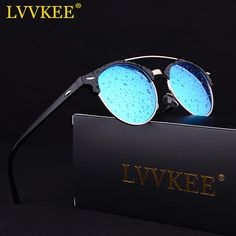2017 NEW Fashion quality Polarized Double beam Sunglasses men or women Half Frame design driving Sunglasses Classic gafas De Sol