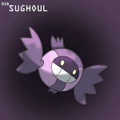 I can actually see this happening #fake #pokemon #sughoul #fairy/ghost?