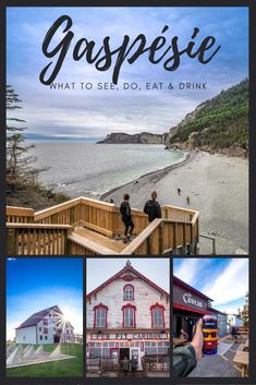 A Gaspé Road Trip – What to See, Do, Eat and Drink via @thislifeintrips