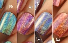 Perfect - vernis holographiques