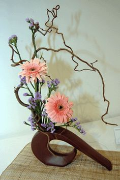 How to Make Your Own Ikebana: Japanese Flower Arrangement