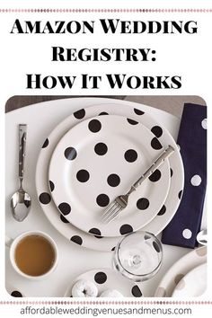 If you're ready to register for your wedding, but you're not sure where to start - Amazon is a great option. You can add gifts from any online store. Qualify for wedding gift bonuses. After your wedding you'll get up to 20% off all your gifts as a completion bonus. Read more about signing up for a wedding registry, and setting up your Amazon wedding registry list. Start your online wedding registry, before your wedding shower, or bridal shower.<br> Wedding Reception On A Budget, Elegant Backyard Wedding, Small Wedding Receptions, Destination Wedding Decor, Inexpensive Wedding Venues, Wedding Ceremony, Brunch Wedding, Reception Ideas, Rustic Wedding