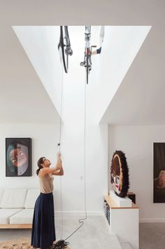 #BikeStorage @artscyclery