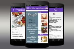 Die 28 Dae Eetplan Resepteboek APP beskikbaar in GooglePlay #28daeeetplan #die28daeeetplan #resepte #app #hoenderengroente #hoender #groente Dieet Plan, Google Play, Apps, Diet, How To Plan, Yogurt, App, Banting, Diets