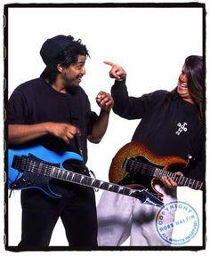 Rocky George & Mike Clark of Suicidal Tendencies 1994