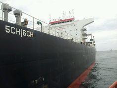 Ship to sea