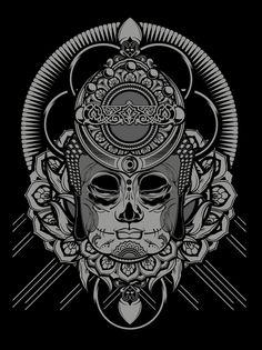 Badass Illustrations by Joshua M. Smith aka Hydro74   Abduzeedo Design Inspiration & Tutorials