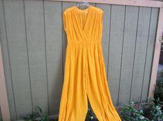 Vintage 70s gauze/harem pants by MyVintageClothingCo on Etsy, $90.00