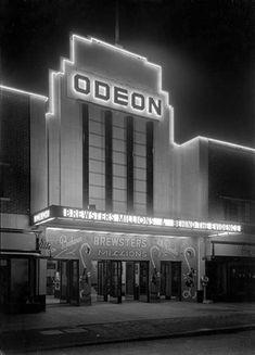 Odeon Cinema, London Road, Bognor Regis, West Sussex