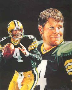 Bret Farve born in Gulfport Green Bay Packers Players d13fe3806