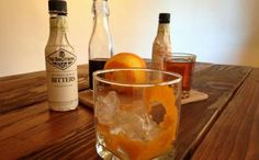 Joe's Old Fashioned Cocktail