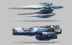 75 Cool Sci Fi Spaceship Concept Art & Designs To Get Your Inspired - Vehicle Concepts By J C Park - Spaceship Art, Spaceship Design, Concept Ships, Concept Cars, Space Ship Concept Art, Batman Concept, Guerrero Dragon, Nave Star Wars, Sci Fi Spaceships