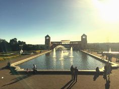 Os parques mais incríveis de Curitiba