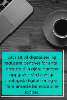 Ønsker du vekst i din bedrift i 2018? Lær hvordan du digitaliserer firmaet ditt av Kari Bærvahr & Geir Samdal! #OWNomics #SelgeBedriftDigitalisering