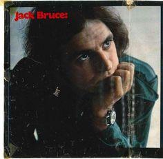 Jack Bruce Ginger Baker, Jack Bruce, Eric Clapton, Led Zeppelin, Music Stuff, Rolling Stones, Good Music, Blues, Cream