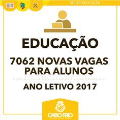 """BLOG  """"O ETERNO APRENDIZ"""" : PREFEITURA OFERECE 7062 NOVAS VAGAS PARA ALUNOS EM..."""