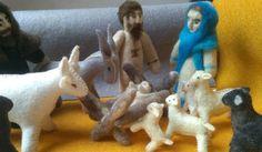 Great Gifts For Men, Gifts For Girls, The Shepherd, Wet Felting, Handmade Items, Handmade Gifts, Donkey, Toys For Boys, Wool Felt