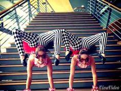 14 best rybka twins images  twins gymnastics flexibility