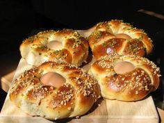 Olasz húsvéti kalács recept