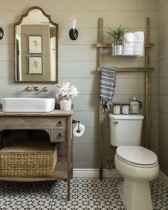 Cottage Farmhouse Cabin By Jenna Sue Design Jennasuedesign Cottage Farmhouse Cabin Bathroom Remodel Smallsmall