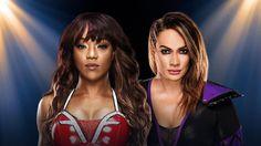 Nia Jax Crushes Alicia Fox In Kickoff Show At WWE Clash Of Champions