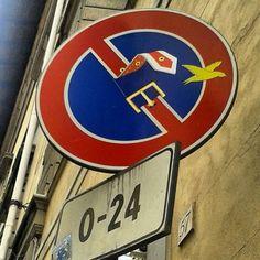 leer señales de la calle
