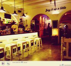 New Cocktail Bar...