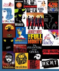 broadway musicals are my first love❤