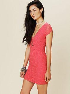 Nightcap Thira Cap Sleeve Dress at Free People Clothing Boutique