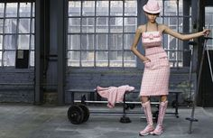See the Full Chanel Fall 2014 Campaign - Fashionista