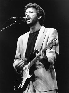 Eric Clapton...Wonderful Tonight is my favorite song ever!