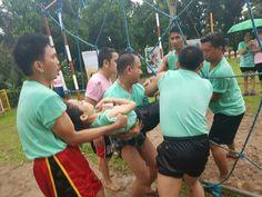 HEADWAY TEAMBUILDING... #bakasyunan #itsmorefuninbakasyunan #teambuilding #TanayHane