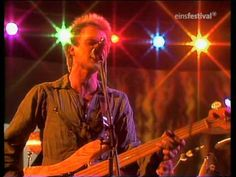 """The Police """"Fallout"""" 1978 - performing live at the German TV show """"Musikladen extra"""".  Quelle: youtube.de by EiDy Lukošius"""