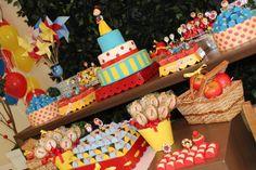 Snow White Disney Princess Girl 3rd Birthday Party Planning Ideas