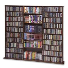 "Conners Multimedia 64"" Standard Bookcase"