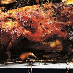 Try this Slow-Roasted Lamb Shoulder recipe by Chef Donna Hay. This recipe is from the show Donna Hay: Basics To Brilliance.