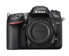 Nikon D7200 24.2Mp Dx-Format Cmos Sensor Digital Slr Body (Black) Brand  ~ Great pin! For Oahu architectural design visit http://ownerbuiltdesign.com