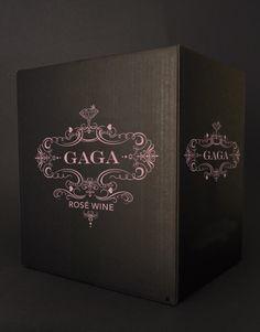GaGa Wine Jackson Family Wines Shipper Napa Valley.  Too bad @Claudia Williamson isnt a wine drinker!