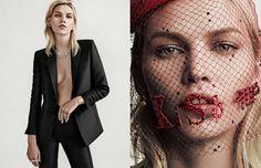 Artist Management, Magazine Editorial, Knock Knock, More Photos, Halloween Face Makeup, Fashion, Moda, Fashion Styles, Fashion Illustrations