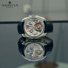 Photo &  Video Session for the Social Media of AkriviA, a Brand of Luxury Watches from Geneva. https://instagram.com/akrivia