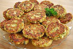Haferflocken – Brätling – Best Art images in 2019 Burger Recipes, Salmon Recipes, Vegetable Recipes, Vegetarian Recipes, Healthy Recipes, Hamburgers, Tasty Meal, Easy Homemade Burgers, Galette
