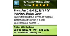 Always fast courteous service. Dr explains problems and treatment in a clear...