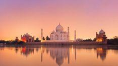 India, The Taj Mahal
