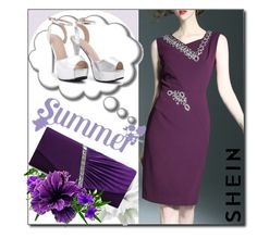"""""""SheIn 4 / XIII"""" by selmamehic ❤ liked on Polyvore featuring WithChic"""